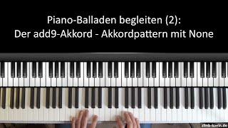 ZfMB Piano Tutorial | Balladen 2
