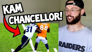 Rugby Player Reacts to THE LEGION OF BOOM Seattle Seahawks Defensive Unit!