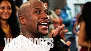 Floyd Mayweather on Staying Undefeated and Walking Away