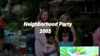 Annual Neighborhood Parties