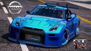 Nissan GT-R WideBodykit