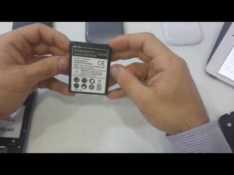 Bateria Samsung Galaxy S3 i9300 alta Capacidad 4300mAh