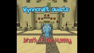 Wynncraft Quests - Wrath of the Mummy / PT-BR