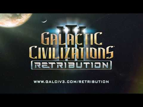 Galactic Civilizations III: Retribution Release Trailer thumbnail
