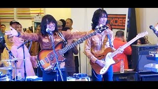 Kr. Cincin (Koes Plus) ★ T-Koes Band @ Plaza Blok M (14/08)