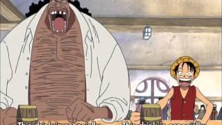 One Piece - Luffy & Blackbeard meet at Mock Town | Kholo.pk