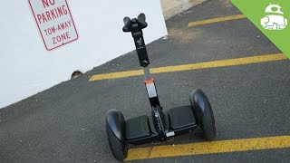 Segway miniPro by Ninebot Review | Cool transport... at a price