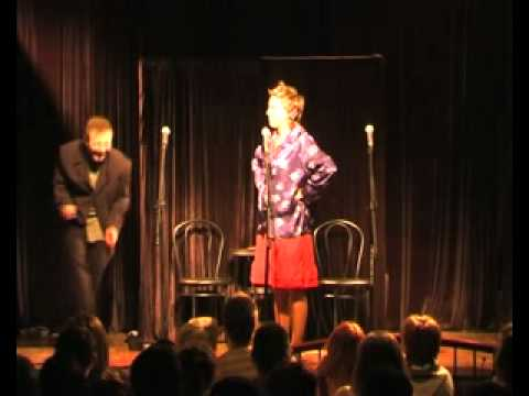 Kabaret Made In China - Wieczorówka
