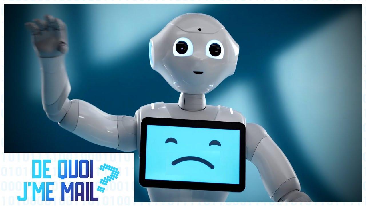 Le robot français Pepper débranché faute de clients DQJMM (1/2)