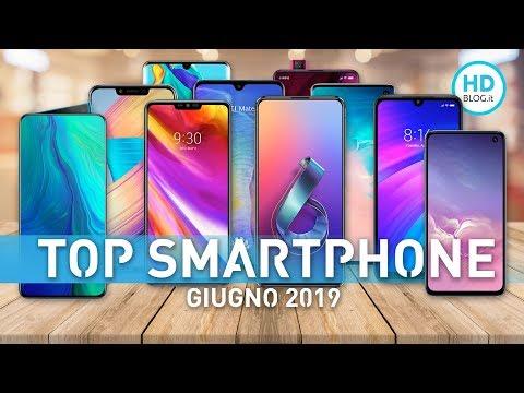 I MIGLIORI SMARTPHONE 2019: GUIDA ACQUISTO