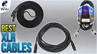 10 Best XLR Cables 2018
