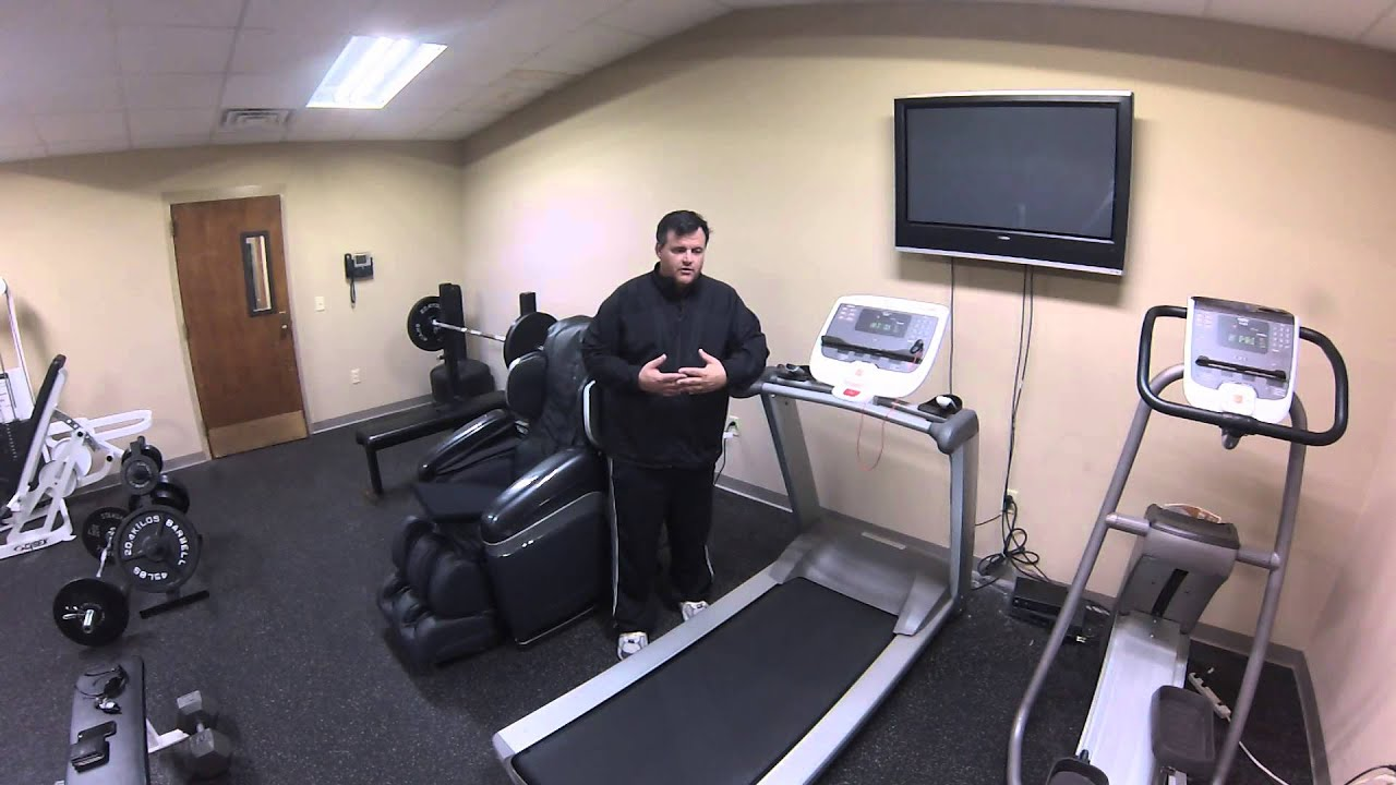 YouTube Video Placeholder: Treadmill loses power during use