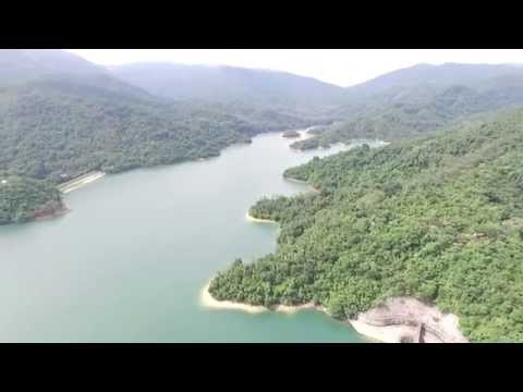 Shing Mun Reservoir and Country Park