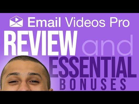 🚨 DON'T BUY EMAIL VIDEOS PRO 🚨 Until You WATCH THIS - Honest Review