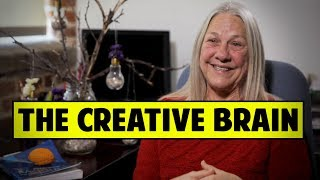 The Creative Brain And The Gift Of Stories - Dr. Connie Shears