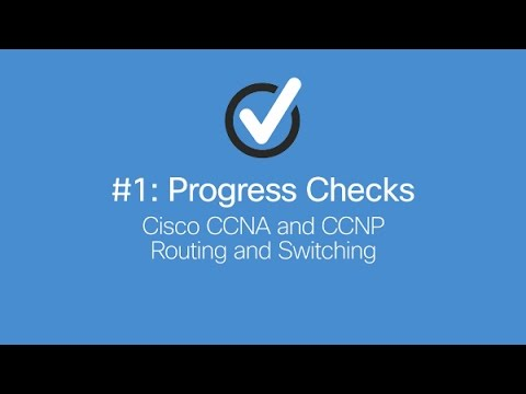 E-Learning for CCNA and CCNP R&S - Built by Cisco for ... - YouTube