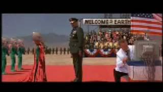 Mars Attacks: We Come In Peace