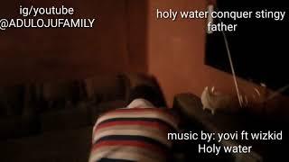 The Holy Water Challenge Aduloju's Skirt