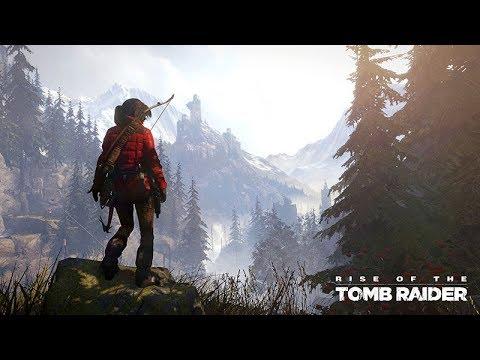Rise of the Tomb Raider XEON E5 2640 + GTX 970 ( Ultra Graphics ) ТЕСТ