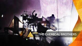 The Chemical Brothers   Hey Boy Hey Girl (Glastonbury 2019) | FLASHING IMAGES