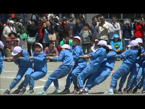 2014 05 17 東向陽台小学校 大運動会
