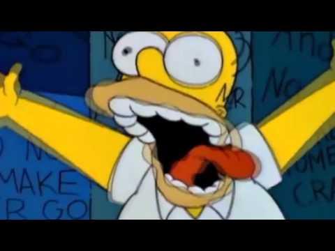 Metal Simpsons - No TV and No Beer
