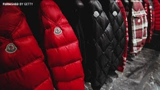 British high school bans designer label coats