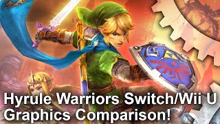 Hyrule Warriors Switch Improves Over Wii U - But It