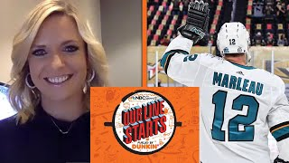 Patrick Marleau's impact on the NHL goes far beyond any record | Our Line Starts | NBC Sports