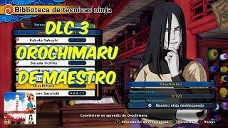 shinobi striker orochimaru build - ฟรีวิดีโอออนไลน์ - ดูทีวี