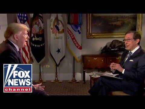 Trump on fake news, freedom of the press (видео)