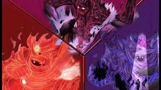 The Elder Scrolls V: Skyrim Mods: Itachi, Madara and Obito Perfect Susanoo