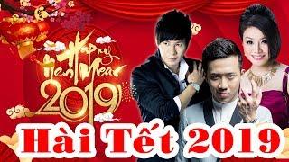 Hài Tết 2019 -  Hài Trấn Thành mới   Trấn Thành - Lý Hải - Hoàng Châu - ĐẠI CHIẾN BẾN THƯỢNG HẢI