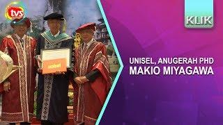 UNISEL, anugerah PhD Makio Miyagawa