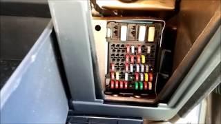 How to Program 2001-2003 Pontiac Grand Prix Keyless Remote Key Fob