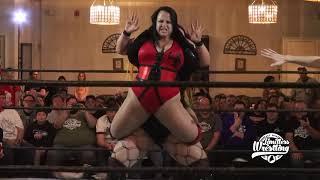 "Jordynne Grace vs. Jessicka Havok - Limitless Wrestling ""Hybrid Moments"" (Beyond, AAW)"