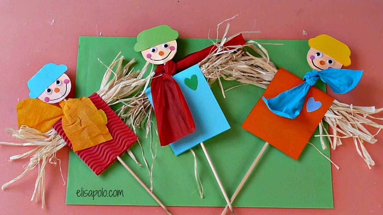 DIY, Cómo hacer un Espantapájaros, Scarecrow.