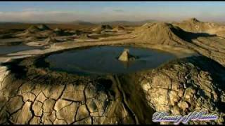 Beauty of Russia( Steppe, Sand, Sea, and Mountains)