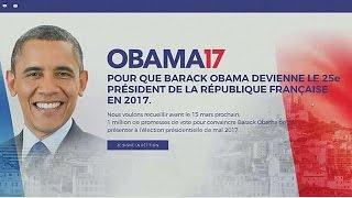 Четыре француза и Обама