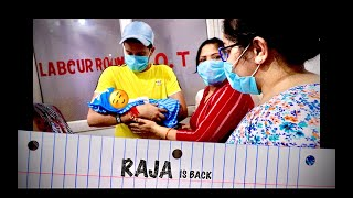 RAJA IS BACK | Choudhary Family Completed ❤️ | Khushi Punjaban | Vivek Choudhary - Download this Video in MP3, M4A, WEBM, MP4, 3GP