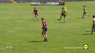 Galway v Donegal - Lidl NFL Div 1A Round 3 06/06/2021