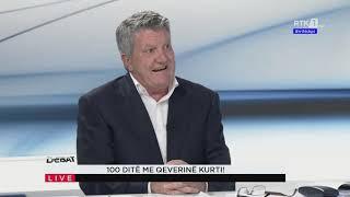 Debat - 100 ditë me qeverinë Kurti! 13.05.2020