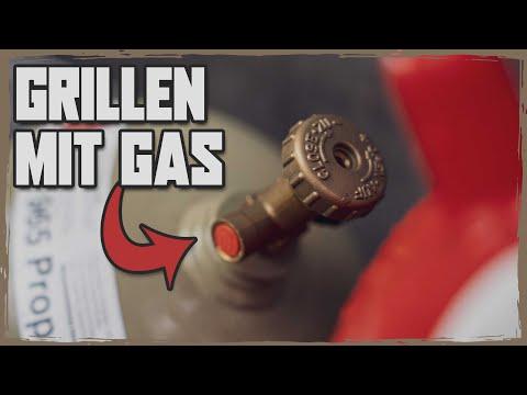 Grillen mit Gas | Tipps vom Experten | Gradgenaue Steuerung des Gasgrills durch Tools!