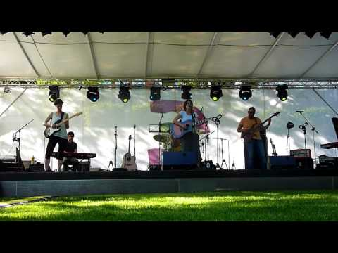 "IRINA ""Let me cry"" Live am Park Festival Differdange 06/06/2014"