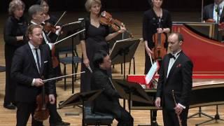 Brandeburg Concerto: Daniel Hope, Philipp Jundt, Zurich Chamber Orchestra, N. Kitaya,