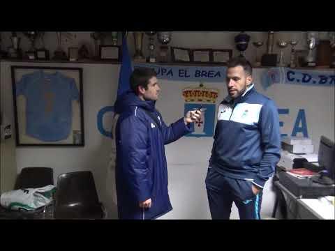 Declaraciones de Raúl Jardiel, Entrenador del Brea, tras el Brea 0-0 Villanueva