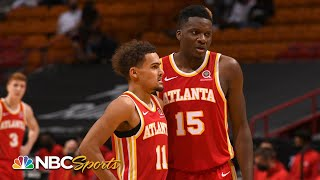 Atlanta Hawks are playing with a lot to prove in Eastern Conference | PBT Extra | NBC Sports