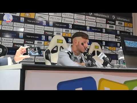 Robur Siena-Pro Piacenza 1-0 - Pea, Mignani, Emmausso, Bulevardi