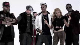 "Dorrough ""Get Big"" REMIX video feat. DJ Drama, Diddy, Yo Gotti, Big B, Diamond, Shawty Lo & Maino"