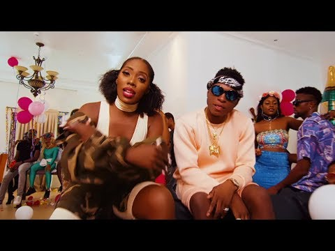 Dj Kaywise x Tiwa Savage -   Informate ( Official Video )
